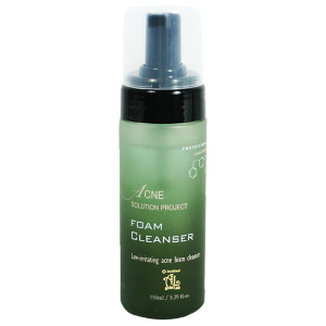 acne lab foam cleanser